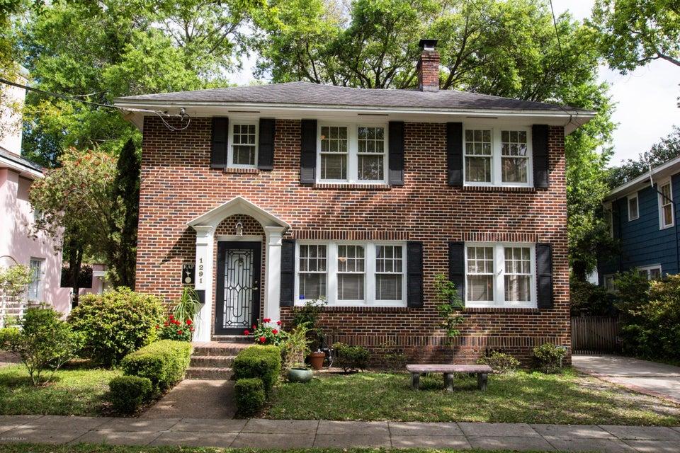 1291 avondale ave in avondale jacksonville fl historic for Avondale house