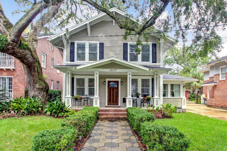 1829 mallory st in avondale jacksonville fl historic home for Victorian homes for sale in florida