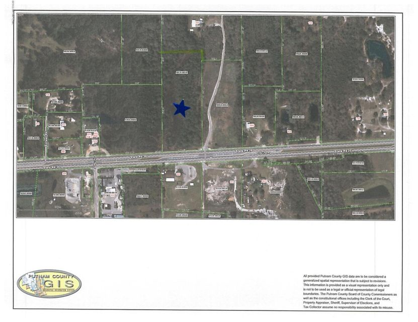 0 STATE ROAD 20, HOLLISTER, FLORIDA 32147, ,Vacant land,For sale,STATE ROAD 20,851726