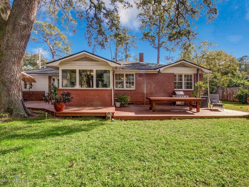 3859 park st in avondale jacksonville fl historic home for Avondale park homes