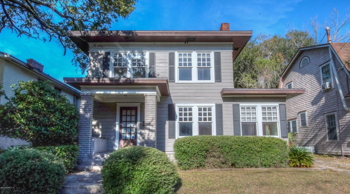 2847 park st in avondale jacksonville fl historic home for Victorian homes for sale in florida