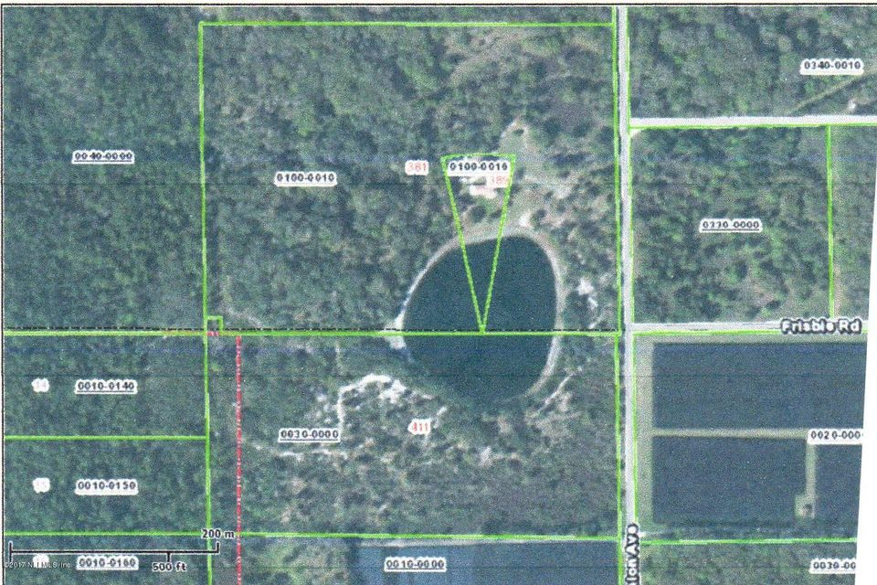 381 & 411 UNION- CRESCENT CITY- FLORIDA 32112, ,Vacant land,For sale,UNION,796398