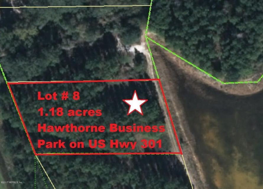 LOT # 8 US HIGHWAY 301, HAWTHORNE, FLORIDA 32640, ,Vacant land,For sale,US HIGHWAY 301,868849