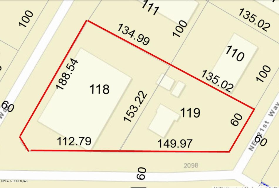 2709 20TH, GAINESVILLE, FLORIDA 32609, ,Commercial,For sale,20TH,868660