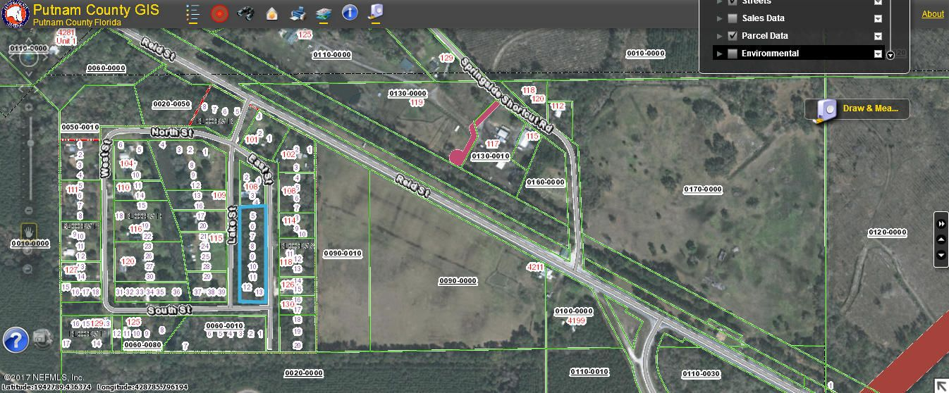 00 LAKE- PALATKA- FLORIDA 32177, ,Vacant land,For sale,LAKE,876002