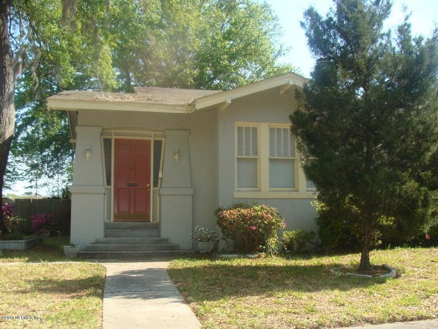 1215 challen ave in avondale jacksonville fl historic for Avondale house