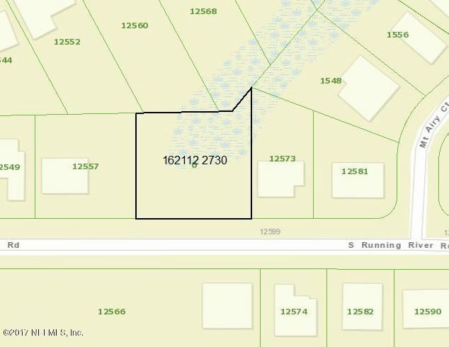 RUNNING RIVER, JACKSONVILLE, FLORIDA 32225, ,Vacant land,For sale,RUNNING RIVER,884159