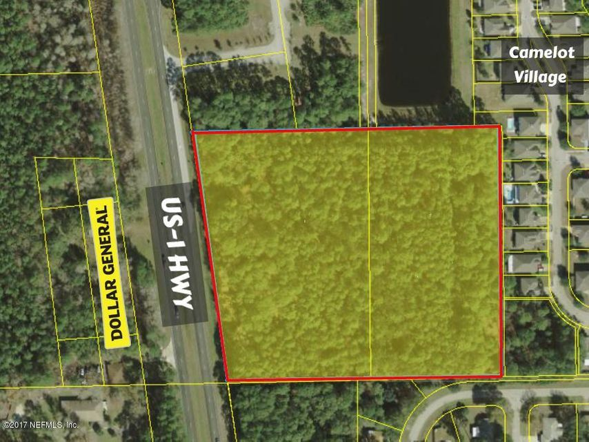 5020 US-1, ST AUGUSTINE, FLORIDA 32086, ,Vacant land,For sale,US-1,863556
