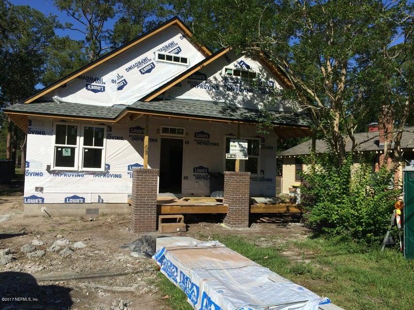 1572 glendale st in avondale jacksonville fl historic for Avondale park homes