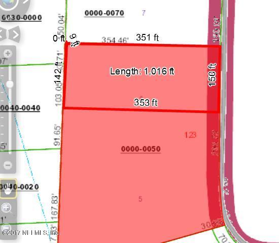 00 MOCCASIN CREEK LN- PALATKA- FLORIDA 32177, ,Vacant land,For sale,MOCCASIN CREEK LN,887859