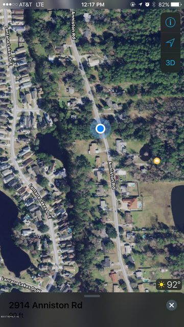 0 ANNISTON, JACKSONVILLE, FLORIDA 32246, ,Vacant land,For sale,ANNISTON,889768