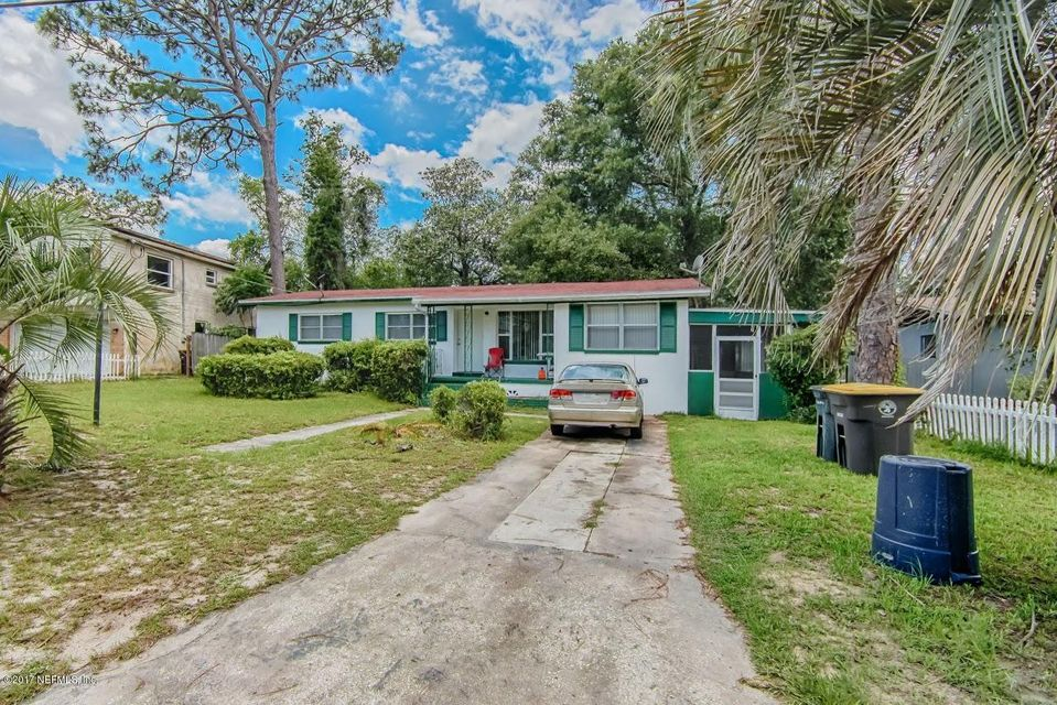 9118 LINGARD, JACKSONVILLE, FLORIDA 32208, 3 Bedrooms Bedrooms, ,1 BathroomBathrooms,Single family,For sale,LINGARD,891988