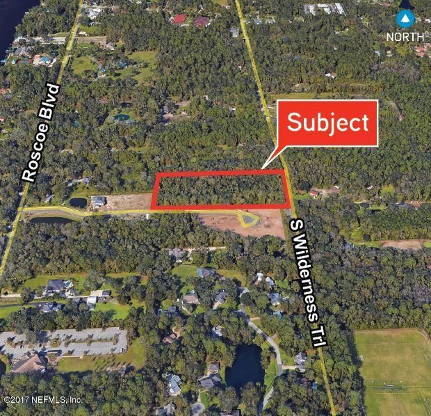 05 WILDERNESS, PONTE VEDRA BEACH, FLORIDA 32082, ,Vacant land,For sale,WILDERNESS,897277