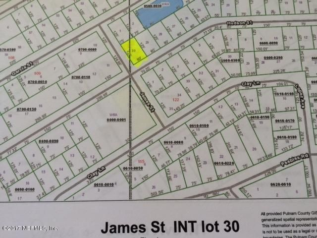 00 JAMES ST, INTERLACHEN, FLORIDA 32148, ,Vacant land,For sale,JAMES ST,898626