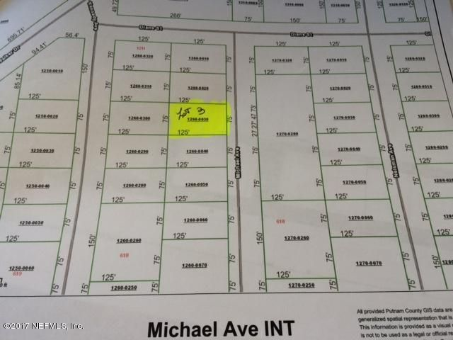 00 MICHAEL, INTERLACHEN, FLORIDA 32148, ,Vacant land,For sale,MICHAEL,898641