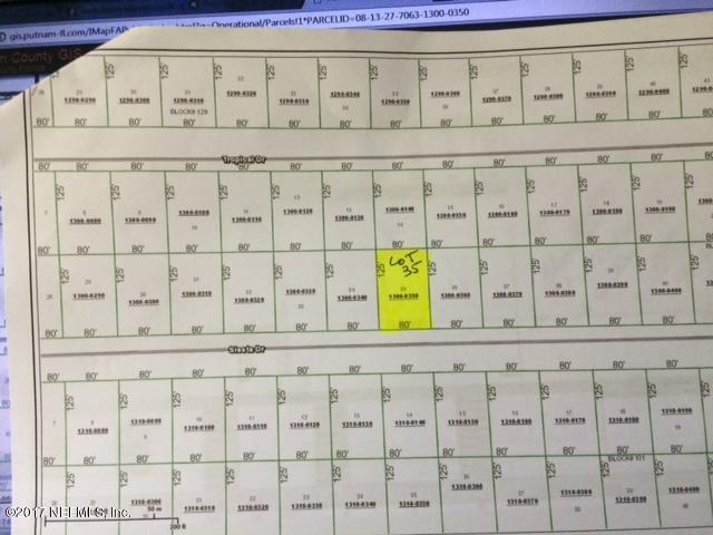 426 SIESTA, GEORGETOWN, FLORIDA 32139, ,Vacant land,For sale,SIESTA,898329