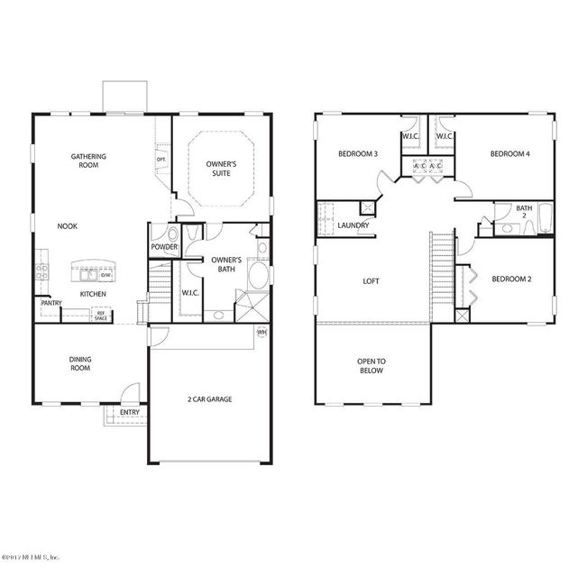 2254 eagle perch pl in eagle perch fleming island fleming for Fleming homes floor plans