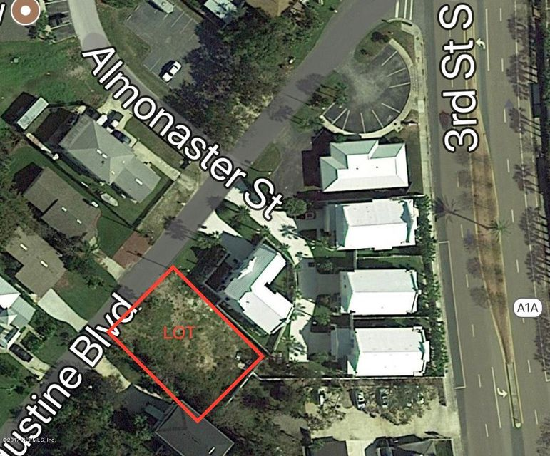 344 ST AUGUSTINE, JACKSONVILLE BEACH, FLORIDA 32250, ,Vacant land,For sale,ST AUGUSTINE,909936
