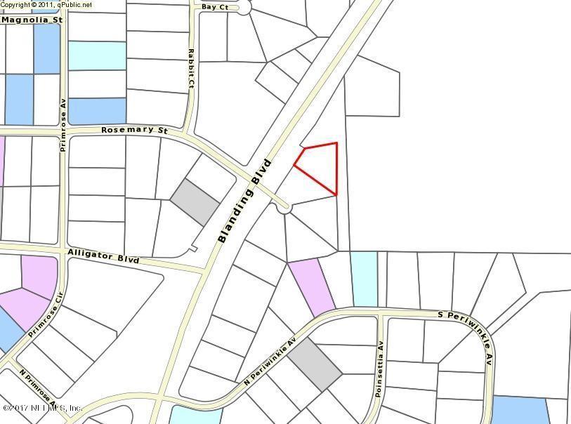 BLANDING, MIDDLEBURG, FLORIDA 32068, ,Vacant land,For sale,BLANDING,912163