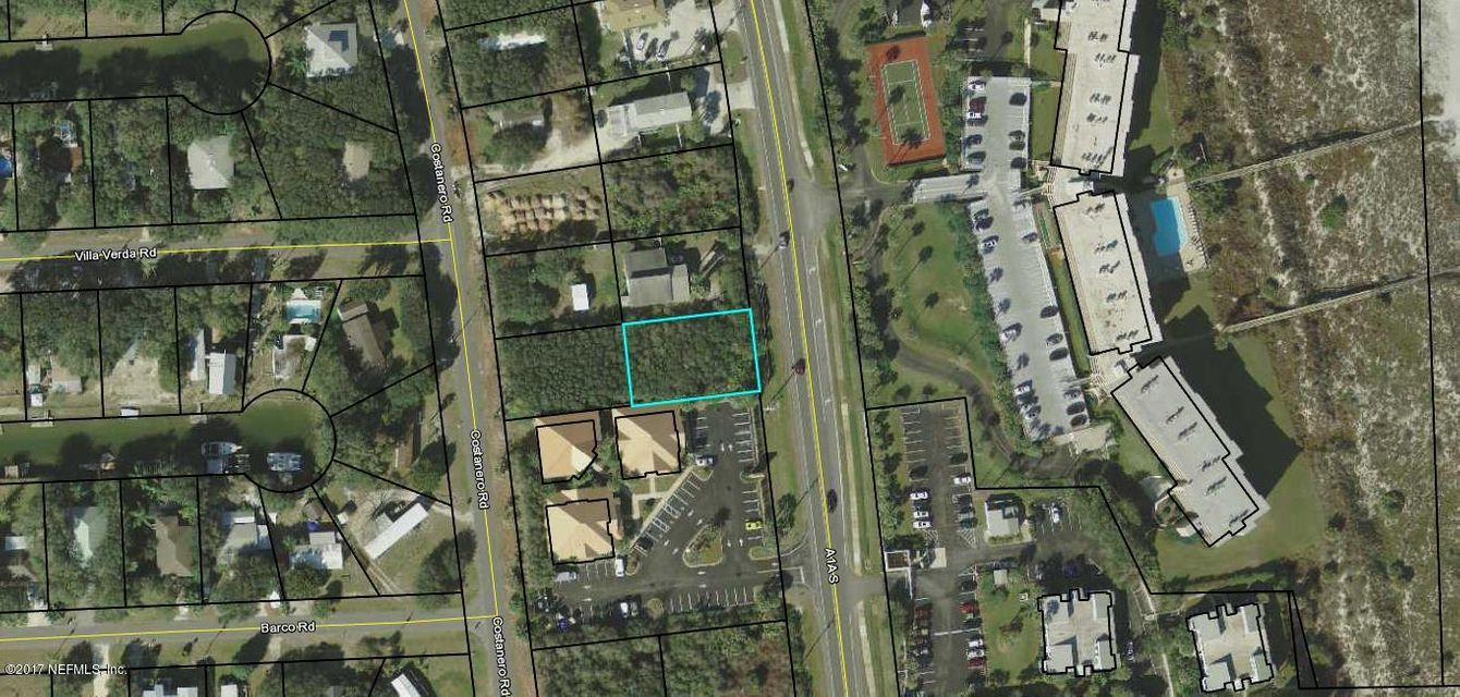 6257 A1A, ST AUGUSTINE, FLORIDA 32080, ,Vacant land,For sale,A1A,913769