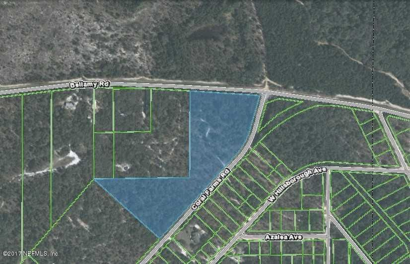 1299 CORAL FARMS, FLORAHOME, FLORIDA 32140, ,Vacant land,For sale,CORAL FARMS,915121