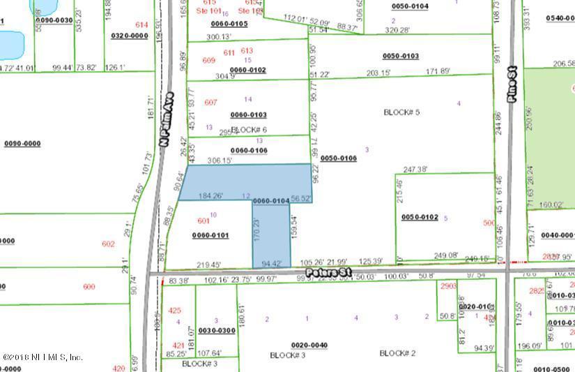 PALM- PALATKA- FLORIDA 32177, ,Vacant land,For sale,PALM,916109