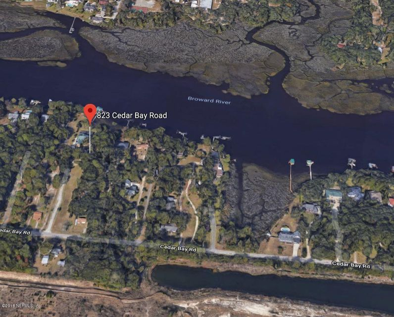 823 CEDAR BAY, JACKSONVILLE, FLORIDA 32218, ,Vacant land,For sale,CEDAR BAY,916626