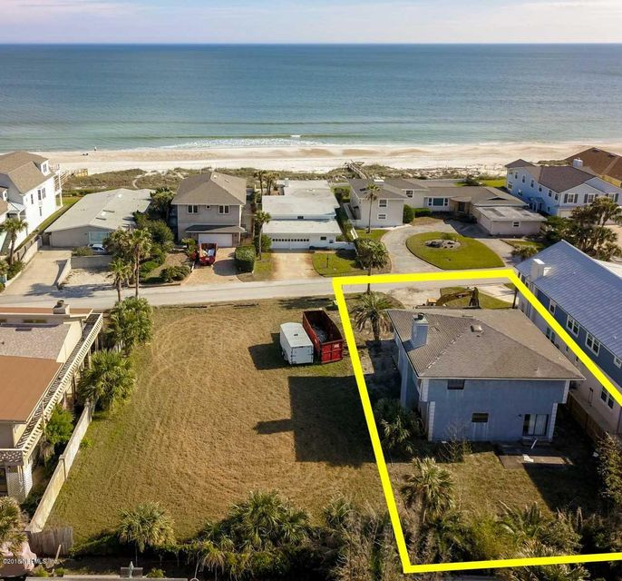 3510 OCEAN, JACKSONVILLE BEACH, FLORIDA 32250, ,Vacant land,For sale,OCEAN,915175