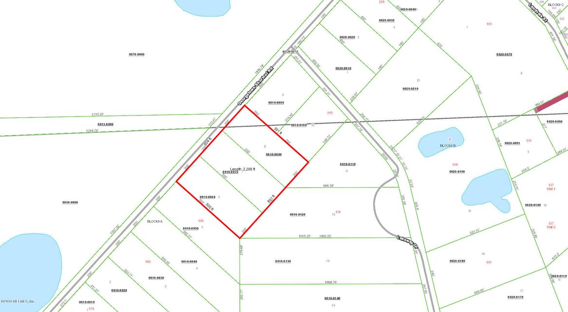 194 GEORGETOWN SHORTCUT, CRESCENT CITY, FLORIDA 32112, ,Vacant land,For sale,GEORGETOWN SHORTCUT,918107