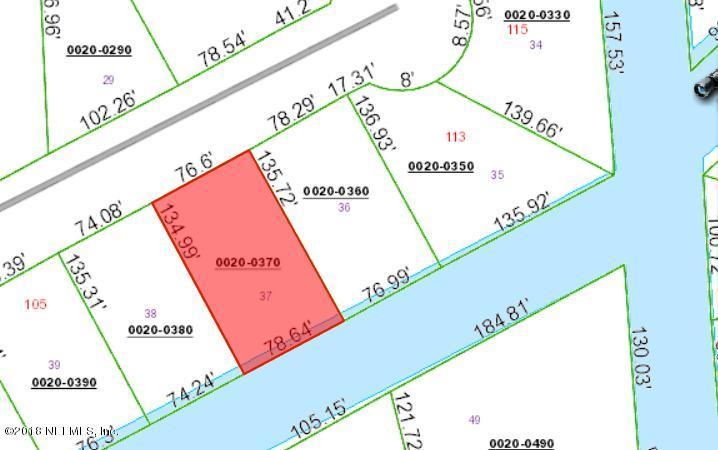 109 BARBADOS, SATSUMA, FLORIDA 32189, ,Vacant land,For sale,BARBADOS,918334