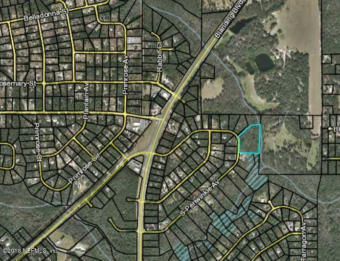 2757 PERIWINKLE- MIDDLEBURG- FLORIDA 32068, ,Vacant land,For sale,PERIWINKLE,919429
