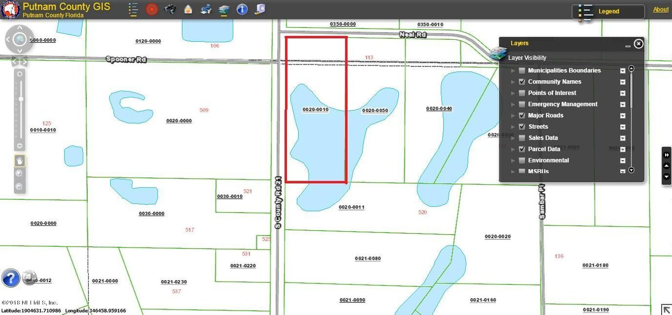 103 NEAL- HAWTHORNE- FLORIDA 32640, ,Vacant land,For sale,NEAL,920991