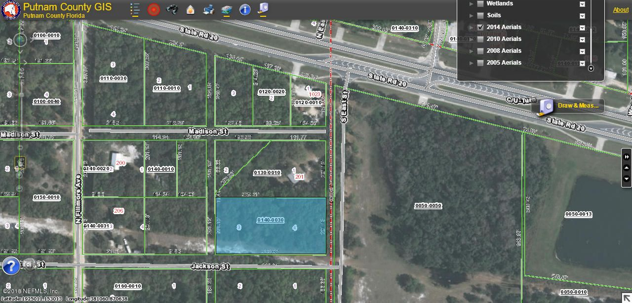 EAST, INTERLACHEN, FLORIDA 32148, ,Vacant land,For sale,EAST,923792