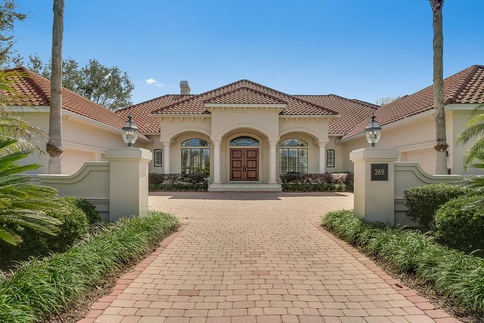 269 Plantation Cir Ponte Vedra Beach, FL 32082