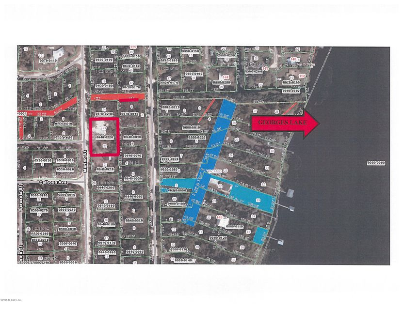128 MARION, FLORAHOME, FLORIDA 32140, ,Vacant land,For sale,MARION,924503