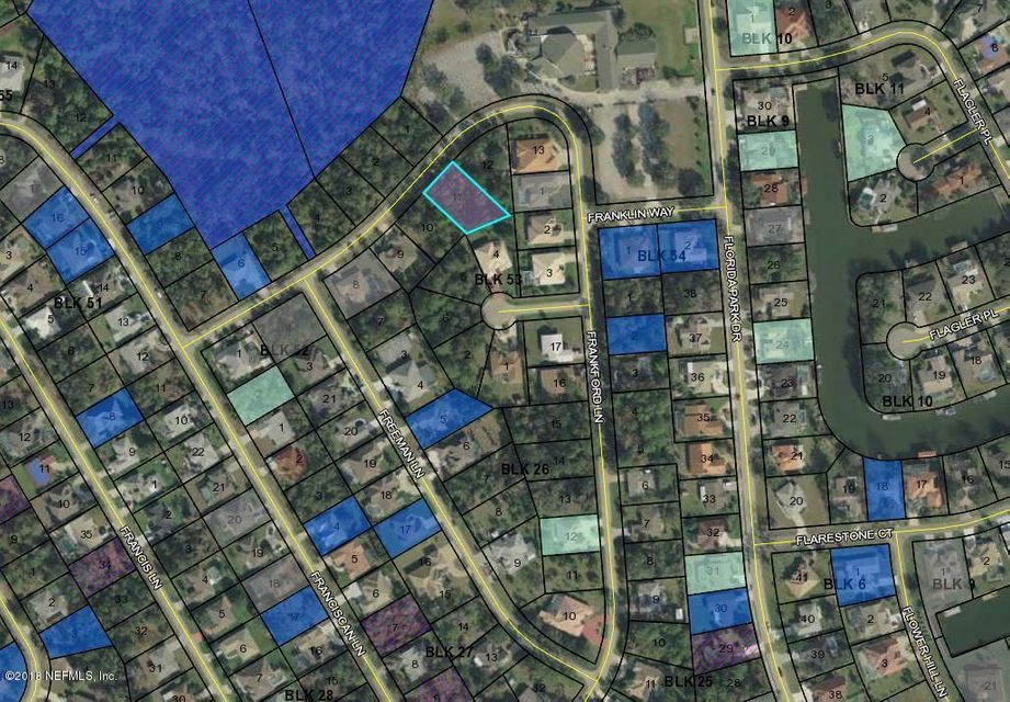 26 FRANKFORD, PALM COAST, FLORIDA 32137, ,Vacant land,For sale,FRANKFORD,927288
