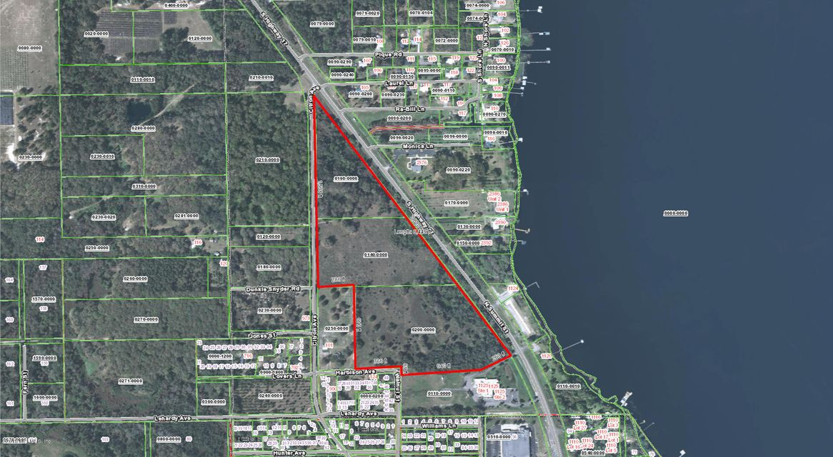 2383 HWY 17, CRESCENT CITY, FLORIDA 32112, ,Vacant land,For sale,HWY 17,928960