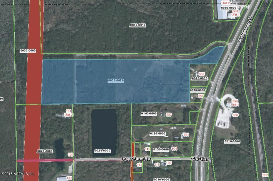 571 HIGHWAY 17, PALATKA, FLORIDA 32177, ,Vacant land,For sale,HIGHWAY 17,930655