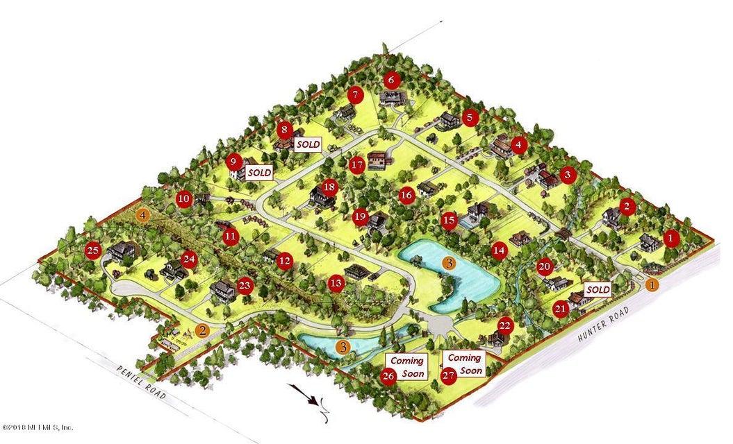 (LOT 13) NEWCASTLE, PALATKA, FLORIDA 32177, ,Vacant land,For sale,NEWCASTLE,932937