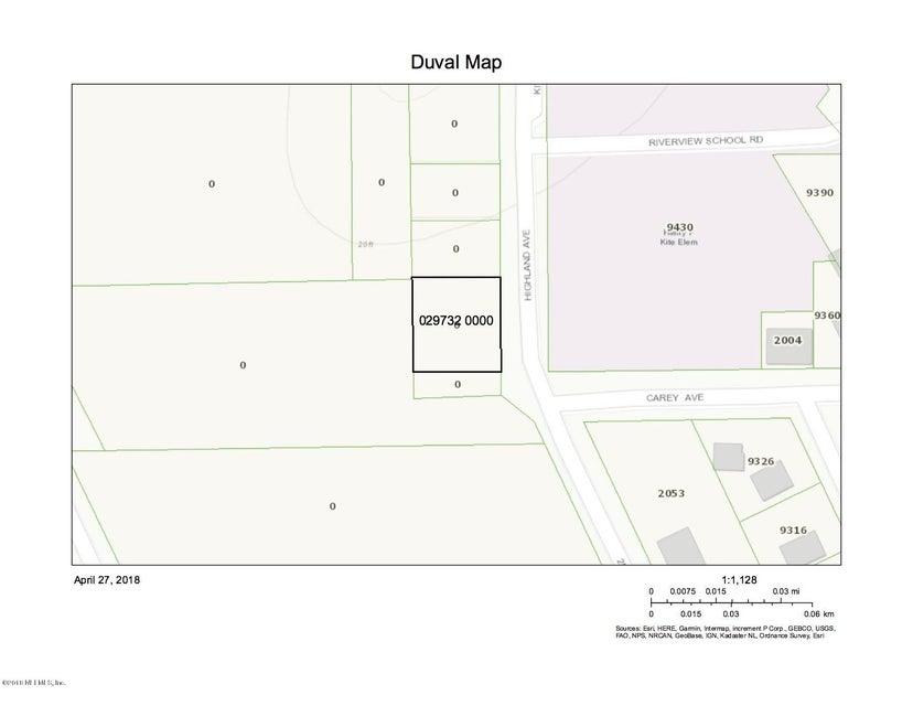 HIGHLAND, JACKSONVILLE, FLORIDA 32208, ,Vacant land,For sale,HIGHLAND,932914