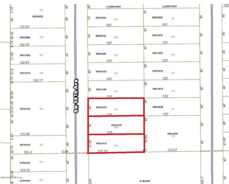 0000 59TH, INTERLACHEN, FLORIDA 32148, ,Vacant land,For sale,59TH,935768