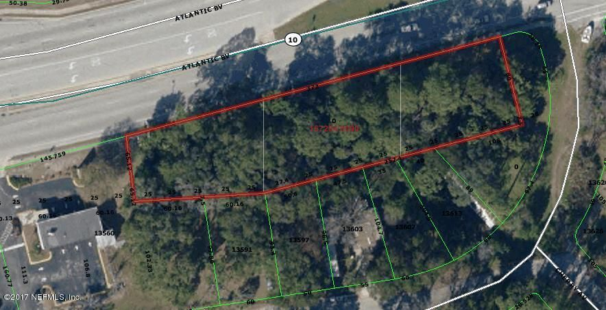 ATLANTIC, JACKSONVILLE, FLORIDA 32224, ,Vacant land,For sale,ATLANTIC,935898