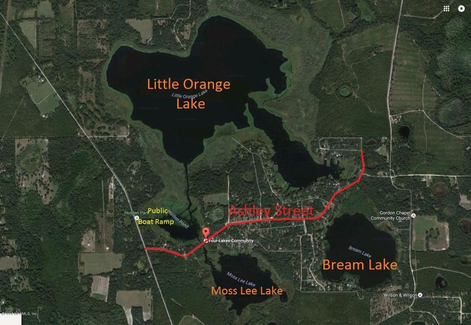 243 LITTLE ORANGE LAKE, HAWTHORNE, FLORIDA 32640, ,Vacant land,For sale,LITTLE ORANGE LAKE,935997