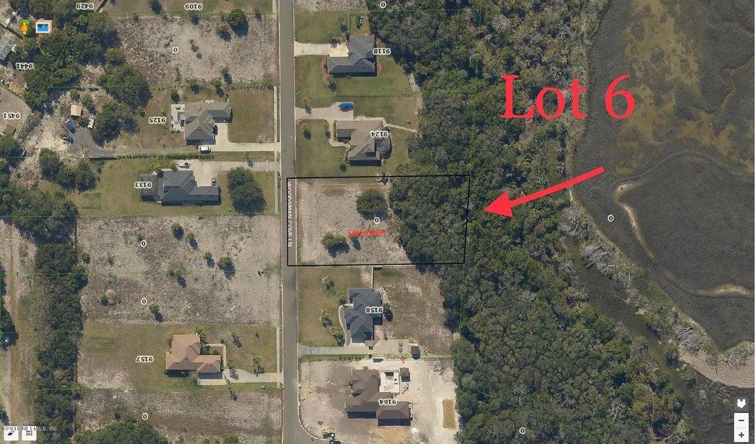 WOODSMAN COVE LOT 6- JACKSONVILLE- FLORIDA 32226, ,Vacant land,For sale,WOODSMAN COVE LOT 6,936082