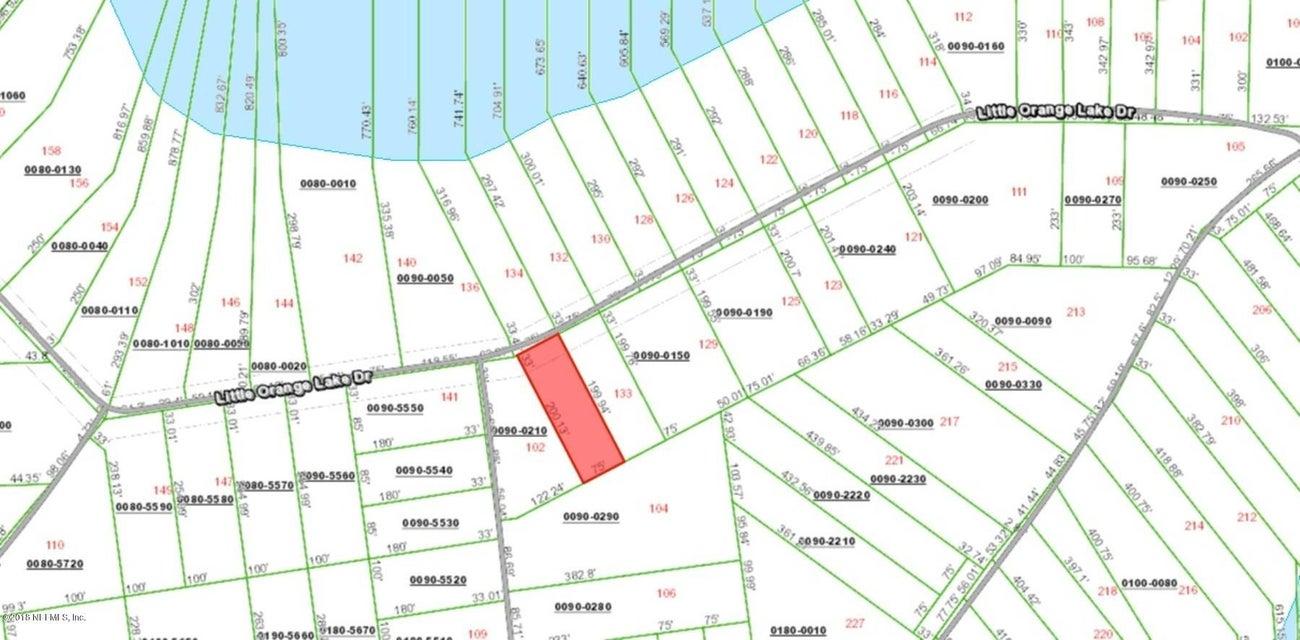 000 LITTLE ORANGE LAKE, HAWTHORNE, FLORIDA 32640, ,Vacant land,For sale,LITTLE ORANGE LAKE,936538