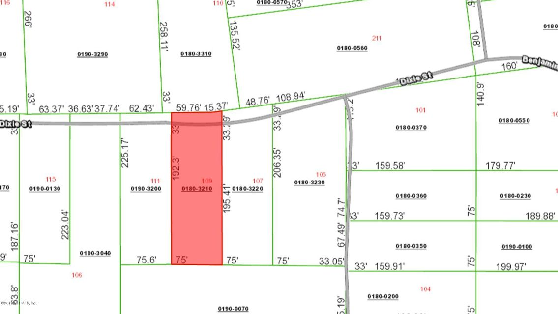 109 DIXIE- HAWTHORNE- FLORIDA 32640, ,Vacant land,For sale,DIXIE,936545