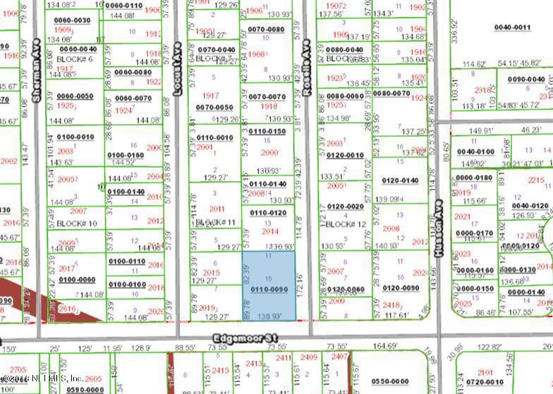 000 EDGEMOOR- PALATKA- FLORIDA 32177, ,Vacant land,For sale,EDGEMOOR,936610