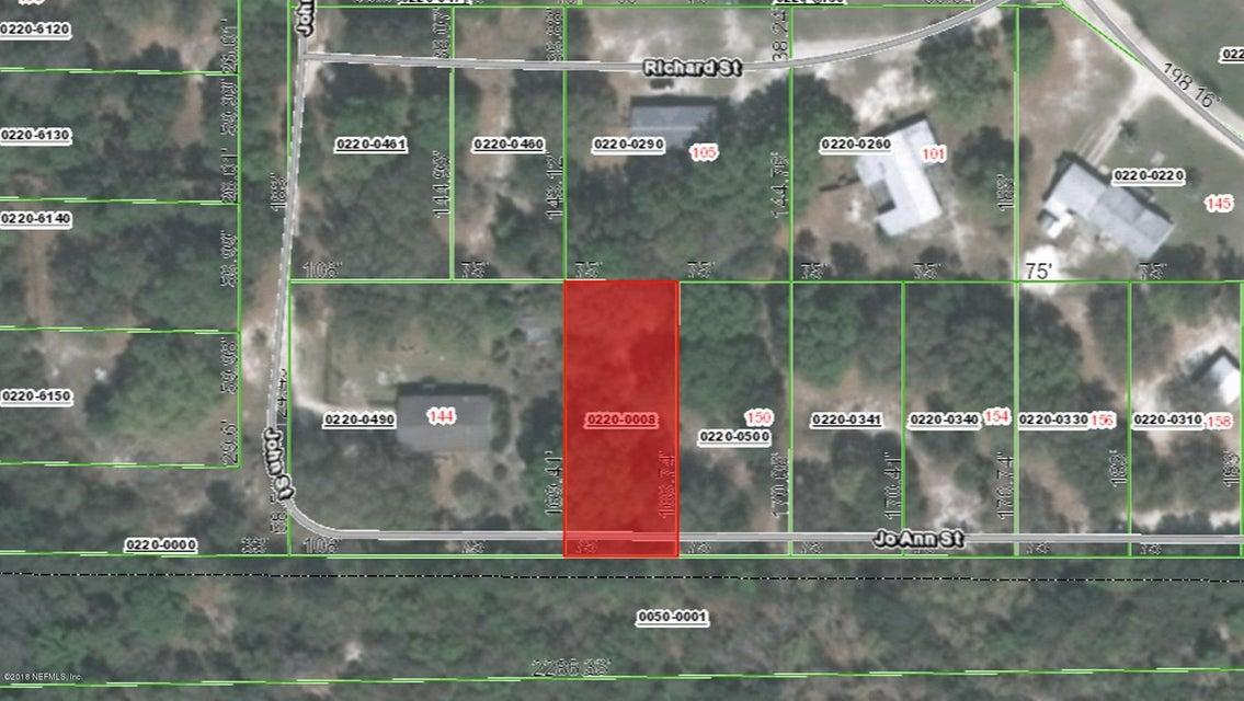 000 JO ANN- HAWTHORNE- FLORIDA 32640, ,Vacant land,For sale,JO ANN,936701