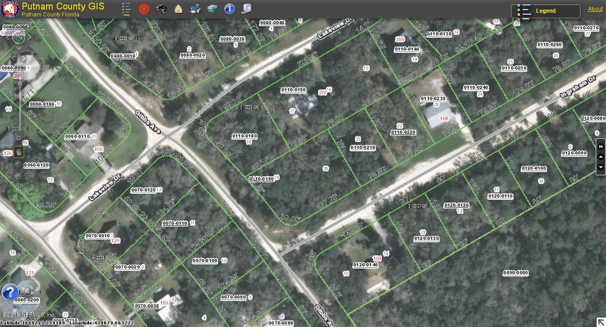 102 INGRAHAM- SATSUMA- FLORIDA 32189, ,Vacant land,For sale,INGRAHAM,939959