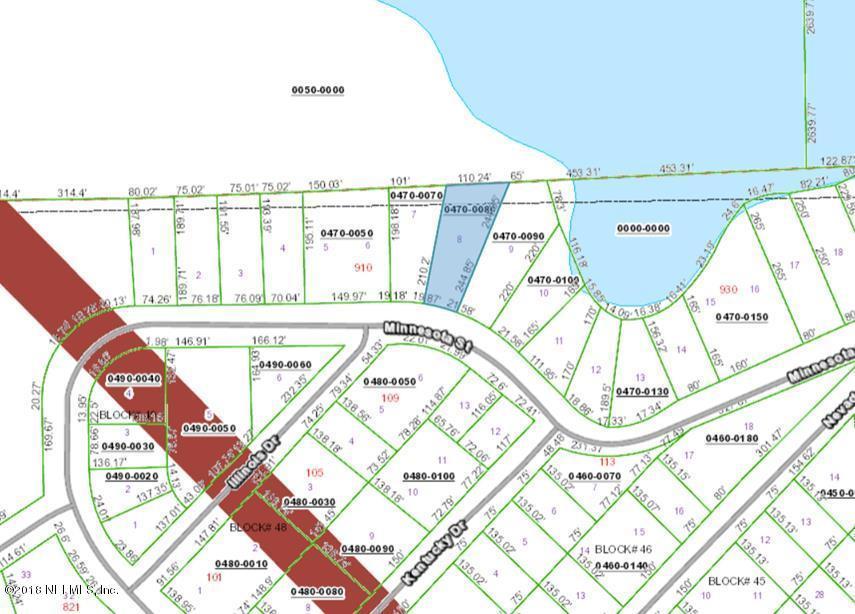 916 MINNESOTA, SATSUMA, FLORIDA 32189, ,Vacant land,For sale,MINNESOTA,943265